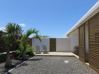 Modern Appartment with wifi and a sunny terrace in Lajares, Fuerteventura