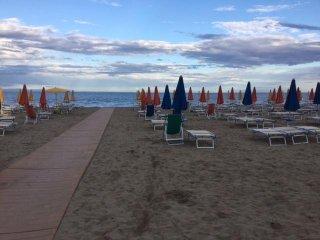 Monolocale per 2 persone fronte mare, Lignano Riviera