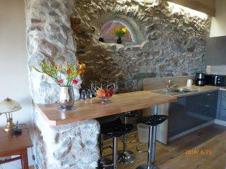 Bel appartement de charme 50 m2 avec vue panoramic, Lugrin