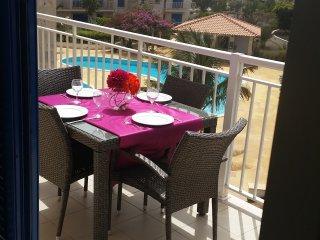 Bright Spacious Apartment Sal Cape Verde up to 6, Santa Maria
