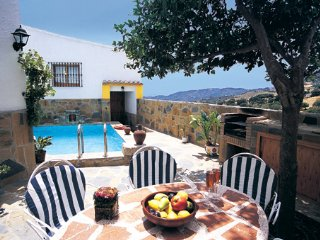 Wonderful Gaucin village house with private pool.
