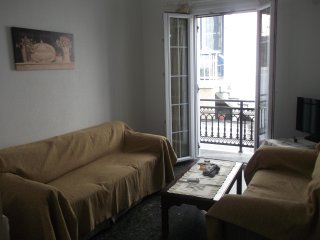 55sq.m fully equiped duplex in the center of Chora