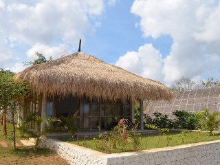 Unique Cocounut Bungalow!, Jimbaran