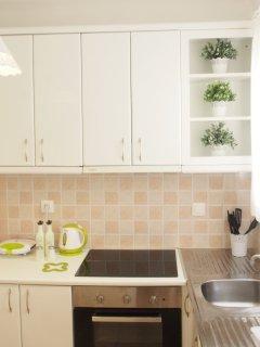 Jasmine Apartment- Kitchen detail