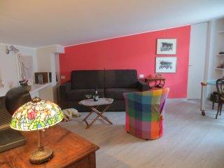 nuovissima mansarda :Aosta Romana in rosa...