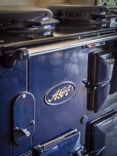 Electric Aga