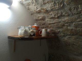 Romantico monolocale in pietra, Ostuni