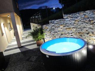 Luxus Villa mit Panoramablick, Sauna und Whirlpool