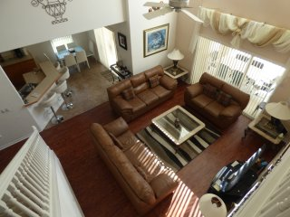 5 bed villa near Disney, with south facing pool, Kissimmee