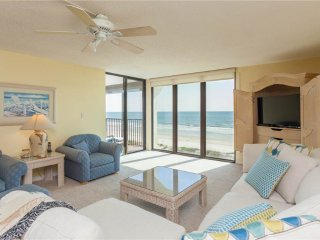 Sand Dollar I 504, 3 Bedrooms, Ocean Front, Pool, Sleeps 6, Saint Augustine