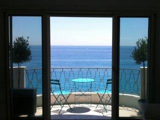 Stunning Panorama on Promenade des Anglais & Sea, Nice