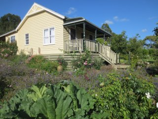 Gippsland Food Forest's 'Walnut Cottage' Farm Stay