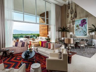 Grand Luxxe Nuevo Vallarta 3BR/4BA Residence Loft
