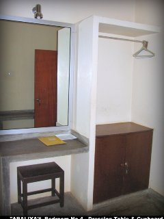 'ARALIYA' Bedroom No.4 Dressing & Writing Table /Cupboard