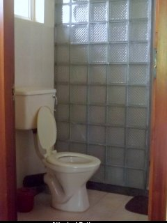 Section of Bathroom attached to each Bedroom