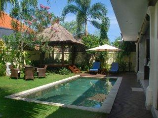 2BR Balinese Villa at Seminyak!