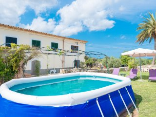 SA VINYOTA - Property for 5 people in Llubí, Llubi