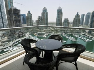 IRIS BLUE-Furnished 2BD Breathtaking View DD2B68, Dubai