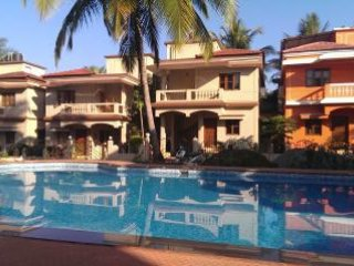 Beautiful holiday villa in South Goa, Salcette District