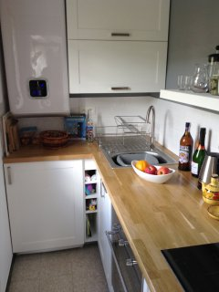 Newly modernised Kitchen.