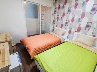 Lovely Lavinia Twin bedroom # 609, Gyeongju