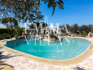 Villa Tiziana 12+4, Leuca
