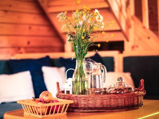 Comfy Chalet Deer WILI HUNTER, Donovaly
