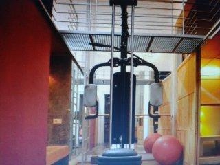 Rambla de Catalunya Gym Apartment 12 people