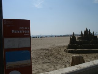 Valencia City Beach