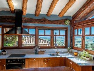 Casa Mendia alojamiento rural con encanto, Azcona