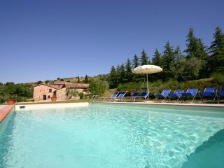 Villa Fontocchio ideal for family reunion & group, Cortona