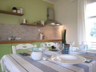 Liotrivi self-catering Villa in Arillas Sleeps 4