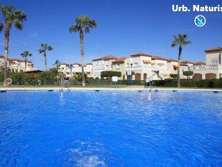 Torremar Natura - Naturista, piscina comunitaria + climatizada
