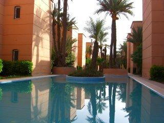 VILLA RIAD DAR EL MOUSSAFIR - à la semaine -, Marrakech