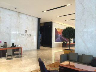 Holiday Rental in The FACE Suites, KLCC, Kuala Lumpur