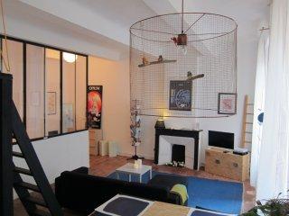 Charme vintage et confort moderne en Plein centre