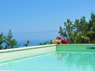 villa bianca:barbecue,internet,piscina ,Scopello, Castellammare del Golfo