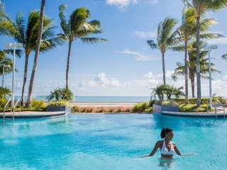 2br - 1064ft2 - Ocean Front Hyatt Windward, Cayo Hueso (Key West)