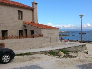 casa riveira grande, en galicia 1º linea playa