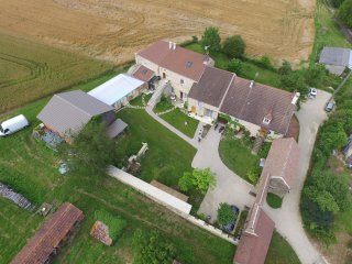"""Chambres d'hotes """"Au Porche Vauban"""" , Vezelay, Fontenay-près-Vézelay"""