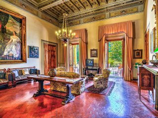Villa Pandolfini 1- Apartment for rent in Florence