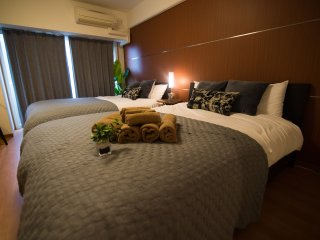 Stay in the center of Roppongi ES35, Minato
