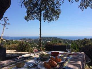 Vue mer panoramique, Cavalaire-Sur-Mer