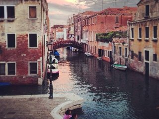 Venice Romantic Home... Lovely view