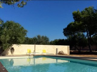 Villa Milena di LoveSud Top Holiday Home, Pescoluse