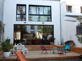 Maison 170 m2 avec jardin poche centre ville, Burdeos