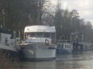 bateau logement
