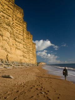 East Beach, West Bay or Broadchurch?
