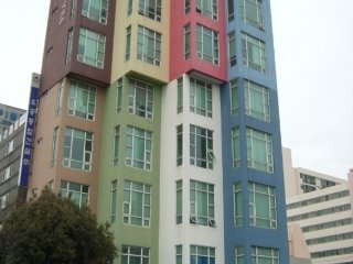 Duplex on the edge of Nakdong River with a good view, Busan