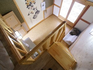 Suncheon Bay Hanok mums room